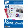 Punched Wallet (packquantity10)