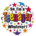 Teenager Jumbo Badge